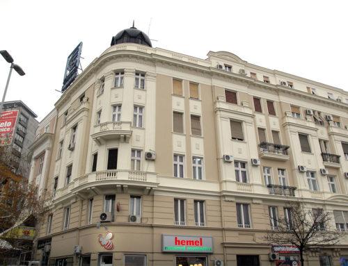 Revitalizacija fasade u Ulici kraljice Natalije