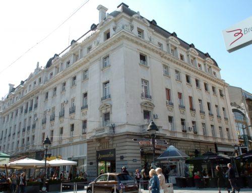 Revitalizacija fasade – Knez Mihailova 47